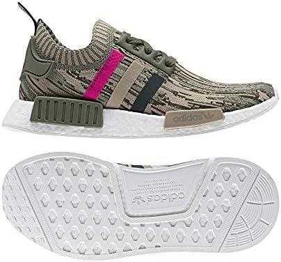 adidas Damen NMD R W PK Sneaker Grün, 38