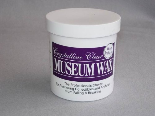 Museum Wax   Clear  13 Oz