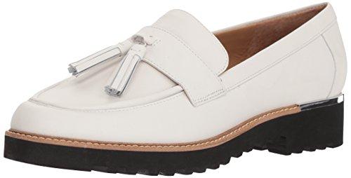 Franco Sarto Women's Carolynn Loafer Flat White upO2TxgM