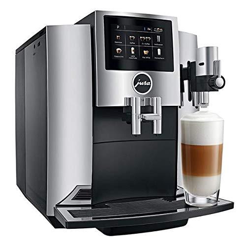 JURA S8 Chrome Automatic Coffee Machine