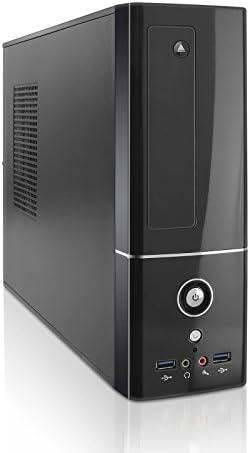 TooQ TQC-3003U3-B - Caja de Ordenador (2xUSB 3.0, Formato Mini-ITX ...