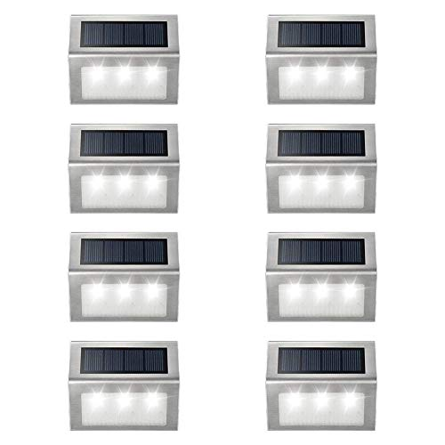 Adhesive Solar Lights in US - 9