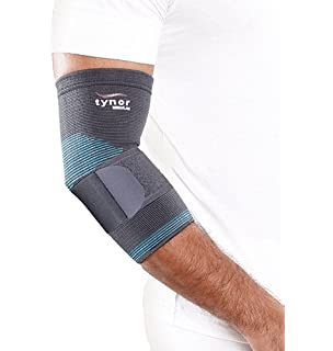 e22da882b9 Buy Tynor Tennis Elbow Support - Medium Online at Low Prices in ...