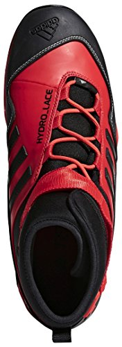 adidas outdoor Mens Terrex Hydro_Lace Hi-res Red, Black, Chalk White