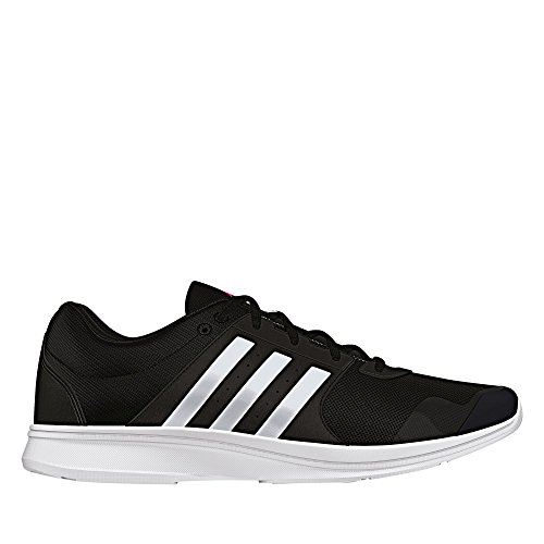 Adidas Womens Essential Fun 2, Nero / Bianco Bianco-nero