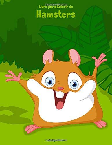 Buy Livro Para Colorir De Hamsters Book Online At Low Prices In