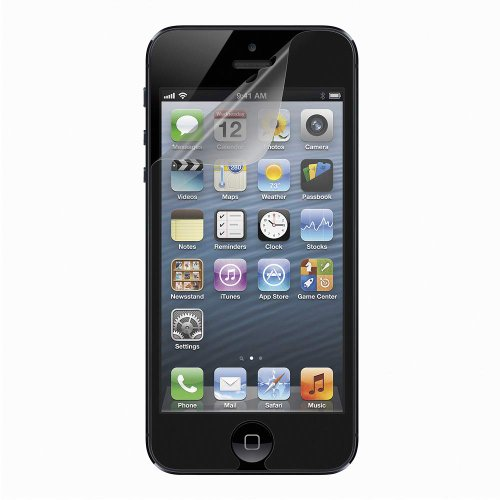 Belkin Transparent Screen Protector iPhone
