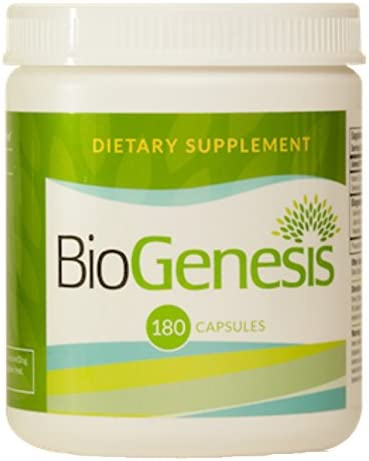 Biogenesis Proanox Dietary Supplement All In 1 Performance Enhancer 180 Capsules