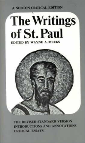 Writings of St. Paul (Norton Critical Edition)