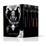 Forsaken Sinners MC Series: Books 1-4
