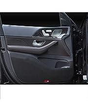 LYSHUI Osłona krawędzi drzwi samochodu antypoślizgowa osłona na drzwi, pasuje do Mercedes Benz GLE klasa W167 V167 GLE350 GLE450 400d 2020