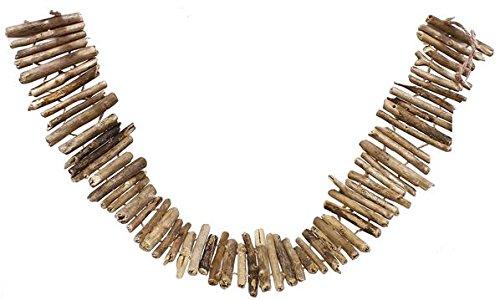 Drift wood garland 40 inch