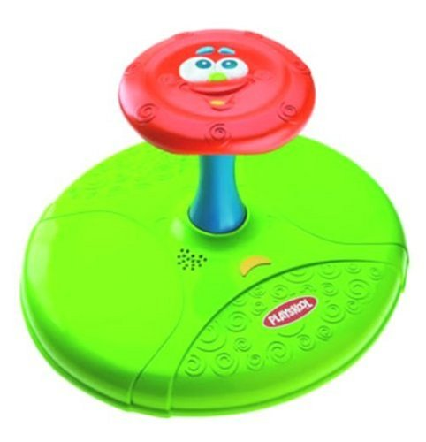 Simon Says Sit'n Spin Interactive Game (Sit N Spin Toy)