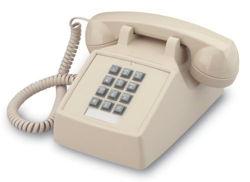 Cortelco 250044-VBA-20MD 1-Handset Landline Telephone CORTELCO KELLOGG
