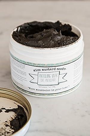 Miss Mustard Seed Milk Paint - Antiquing Wax (50g) Homestead House Furniture Wax - 1.75oz/50g