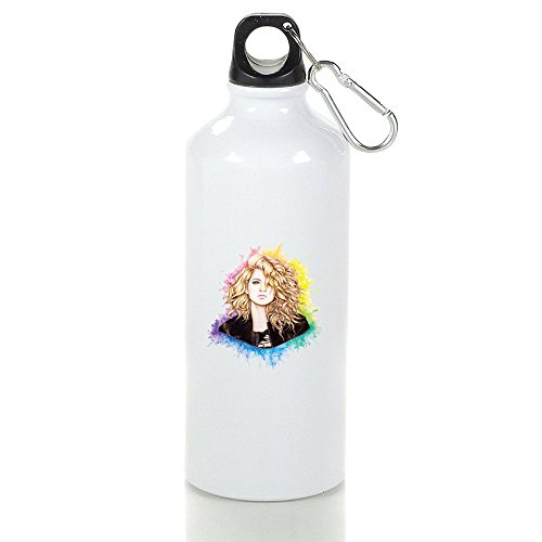 Tori Kelly Cool Aluminum Sports Water Bottle - 400/500/600ML 500ml