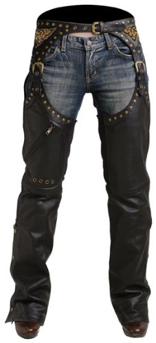 2.0 Leather Chaps - 1