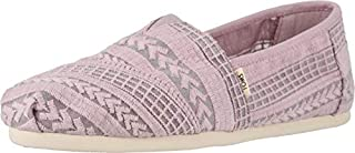 TOMS Classic Women's Shoes (7.5 B(M) US, Lilac Arrow Embroidered Mesh) (B0777FD415) | Amazon price tracker / tracking, Amazon price history charts, Amazon price watches, Amazon price drop alerts