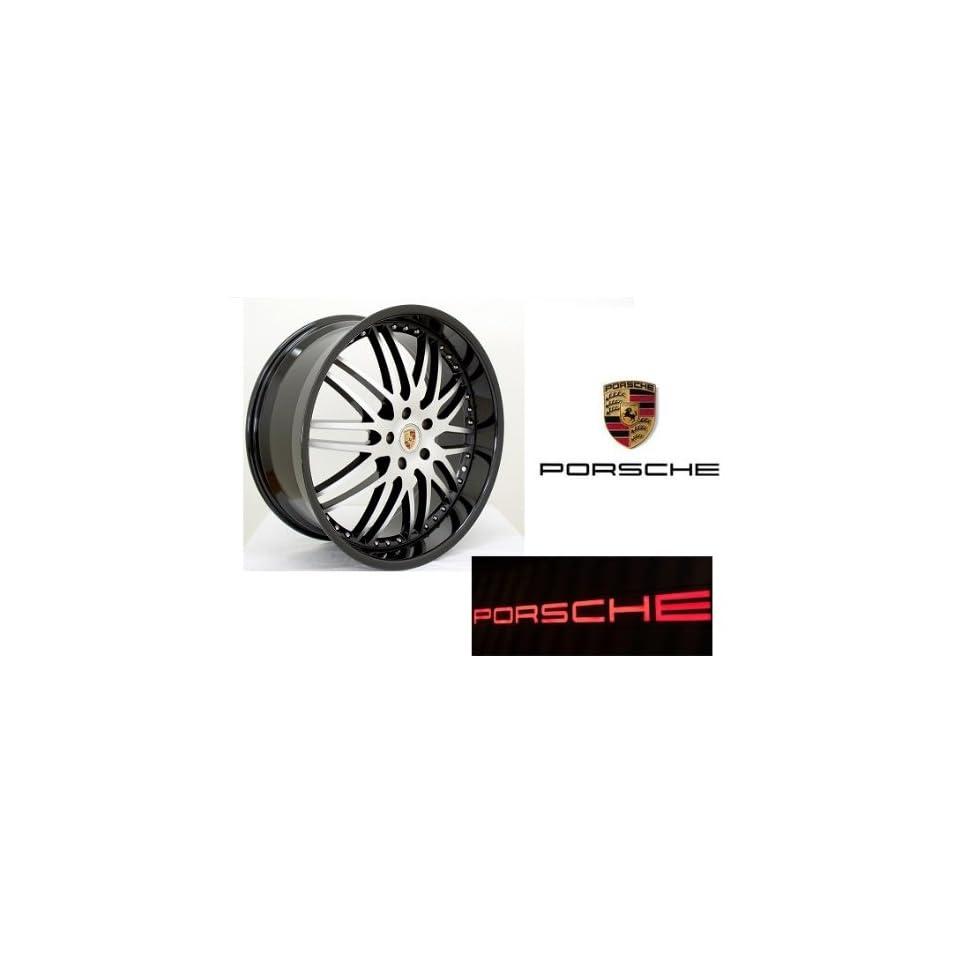 22 / inch Wheels/Rims PORSCHE PANAMERA S TURBO 5X130