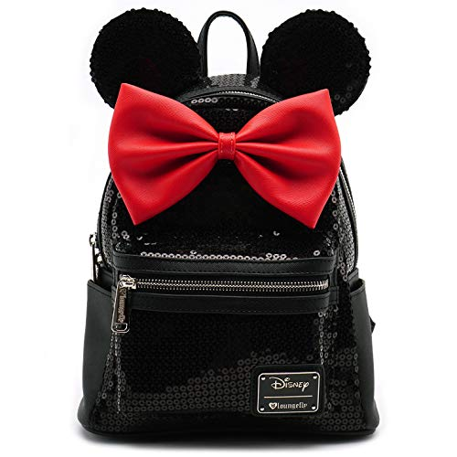 Loungefly Minnie Mouse Sequin Mini Backpack from Loungefly