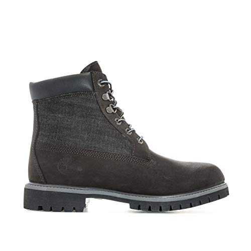 Homme 21 Panel Taille Bottine Noir Timberland In 5 6 01Wq7ZwH