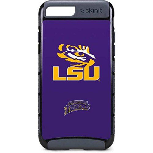 (Skinit LSU iPhone 7 Plus Cargo Case - LSU Tiger Eye Design - Durable Double Layer Phone Cover)