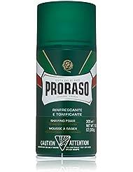 Proraso Shaving Foam, Refreshing and Toning, 10.6 Oz