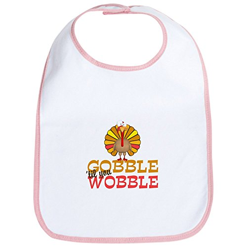 il You Wobble Bib - Cute Cloth Baby Bib, Toddler Bib ()