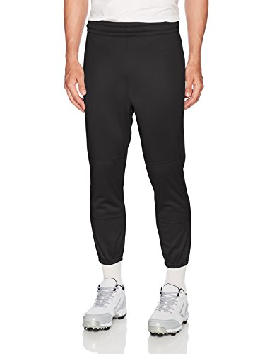 - Wilson Men's Basic Classic Fit Baseball Pant, Black, Large
