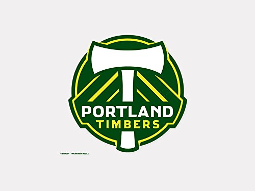 "SOCCER Portland Timbers Perfect Cut Color Decal, 4"" x 4"""