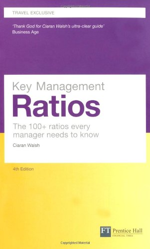 Key Management Ratios: The 100+ Ratios Every Manager Needs to Know