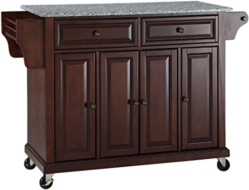 Granite Kitchen Cart - 7