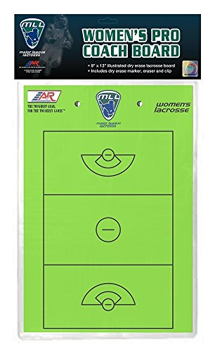 A&R Sports Women's Major League Lacrosse Pro Coach Board – DiZiSports Store