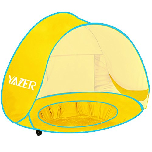 Baby Beach Tent Yazer Pop Up Tent Sun Protection Shelters for Infant with Ultra Lightweight Carry Bags for Outdoor and Indoor  sc 1 st  Summer Products Store & Baby Beach Tent Yazer Pop Up Tent Sun Protection Shelters for ...