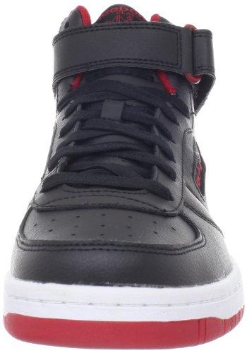 Reebok Homme Reeamaze Mid Fashion Sneaker Noir / Excellent Rouge / Blanc