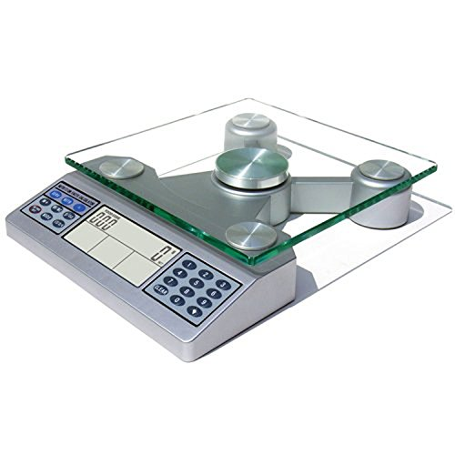 EatSmart Digital Nutrition Scale - Professional Food and Nutrient Calculator (Nutrition Scale Digital)