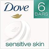 Dove Beauty Bar, Sensitive Skin 4 oz, 6 bar Dove