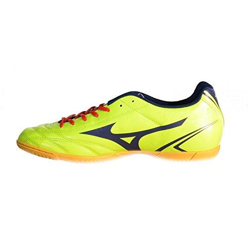 Mizuno - Mizuno Monarcida Indoor Zapatos Fùtbol Sala Hombre Verde 152437 - Verde, 42,5