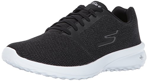 Skechers on-The-Go City 3, Scarpe Running Uomo Black/White