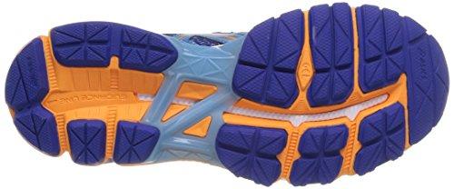4193 Blue 3 Asics Deep Siver Scarpe Blue Sportive Donna GT 2000 Soft D qTUwSHC