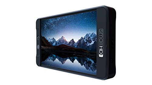 SmallHD 702 Bright Full HD Field Monitor (Limited Edition Black) MON-702BLK