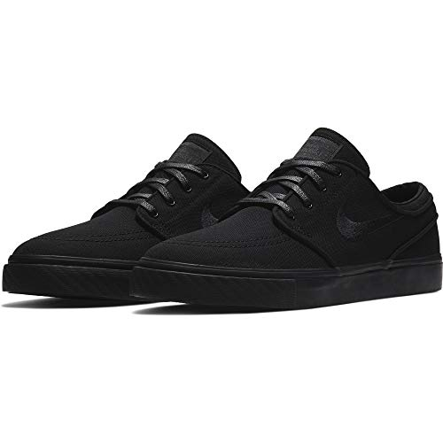 Nike SB Zoom Stefan Janoski Canvas Men's Shoes - 615957 (11.5 D(M) US, Black/Black-Anthracite) ()