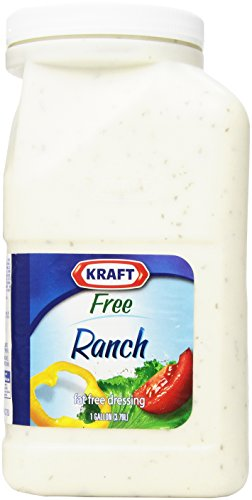 ingredients for kraft ranch dressing - 1