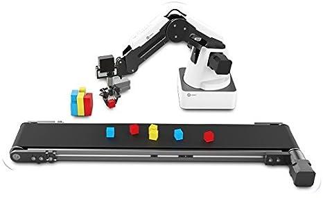 DOBOT Robot de programación educativo mago, brazo robot de 4 ejes ...