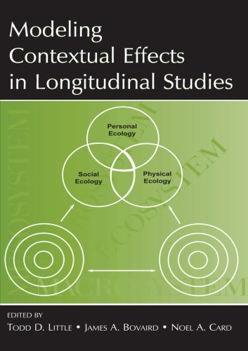 Modeling Contextual Effects in Longitudinal Studies (Latent Growth Curve)