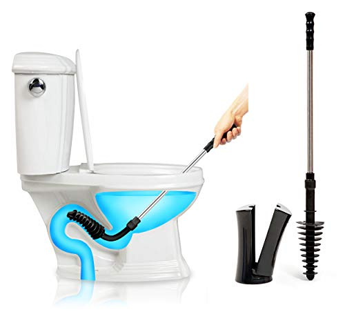 ToiletShroom Revolutionary Plunger Squeegee