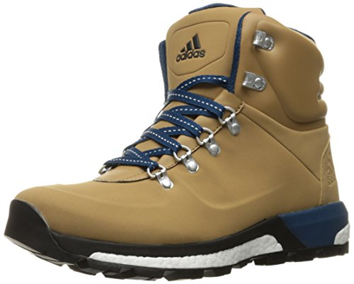 adidas Outdoor Men's CW Pathmaker Hiking Boot, Cardboard/Tech Steel/Black, 12 M US (Adidas Mens Steel Watch)