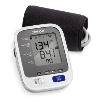 Amazon.com: Omron 5 Series Upper Arm Blood Pressure Monitor ...