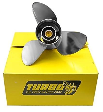"""Turbo Hotshot 1 Nissan Series Propeller (3.0"""" Gear Case) RIGHT Rotation"""