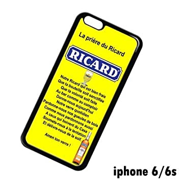 coque iphone 7 plus ricard